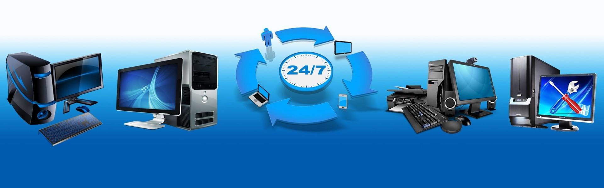 dépannage PC, tablette, GSM