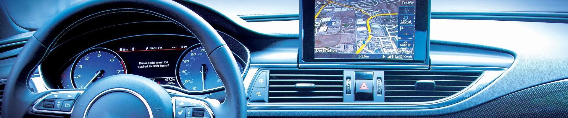 Réparation de GPS voiture