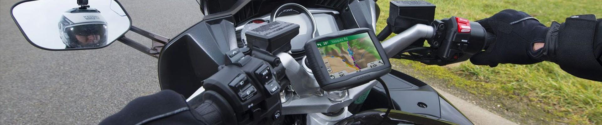 Réparation de GPS moto